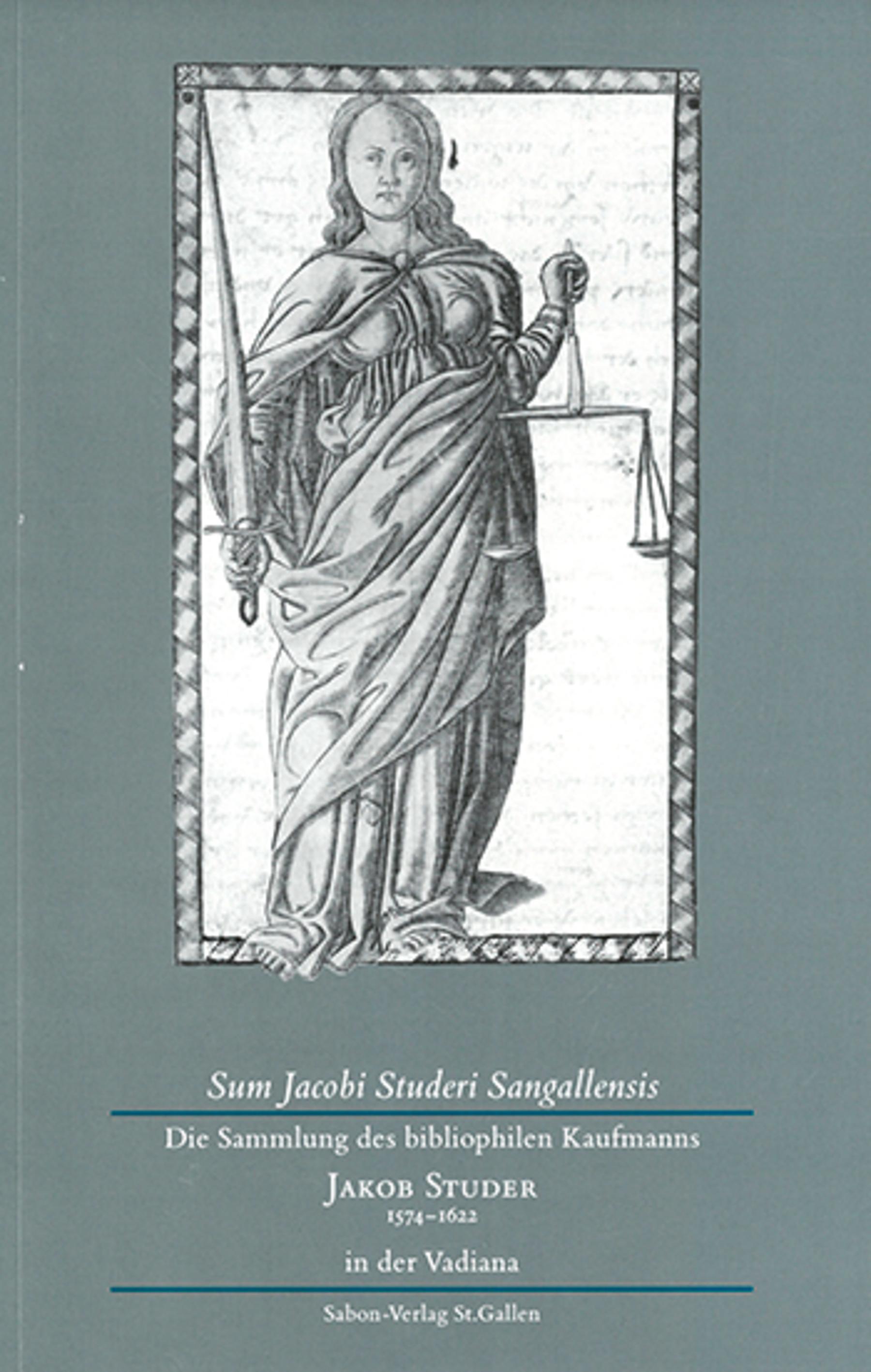 Sum Jacobi Studeri Sangallensis