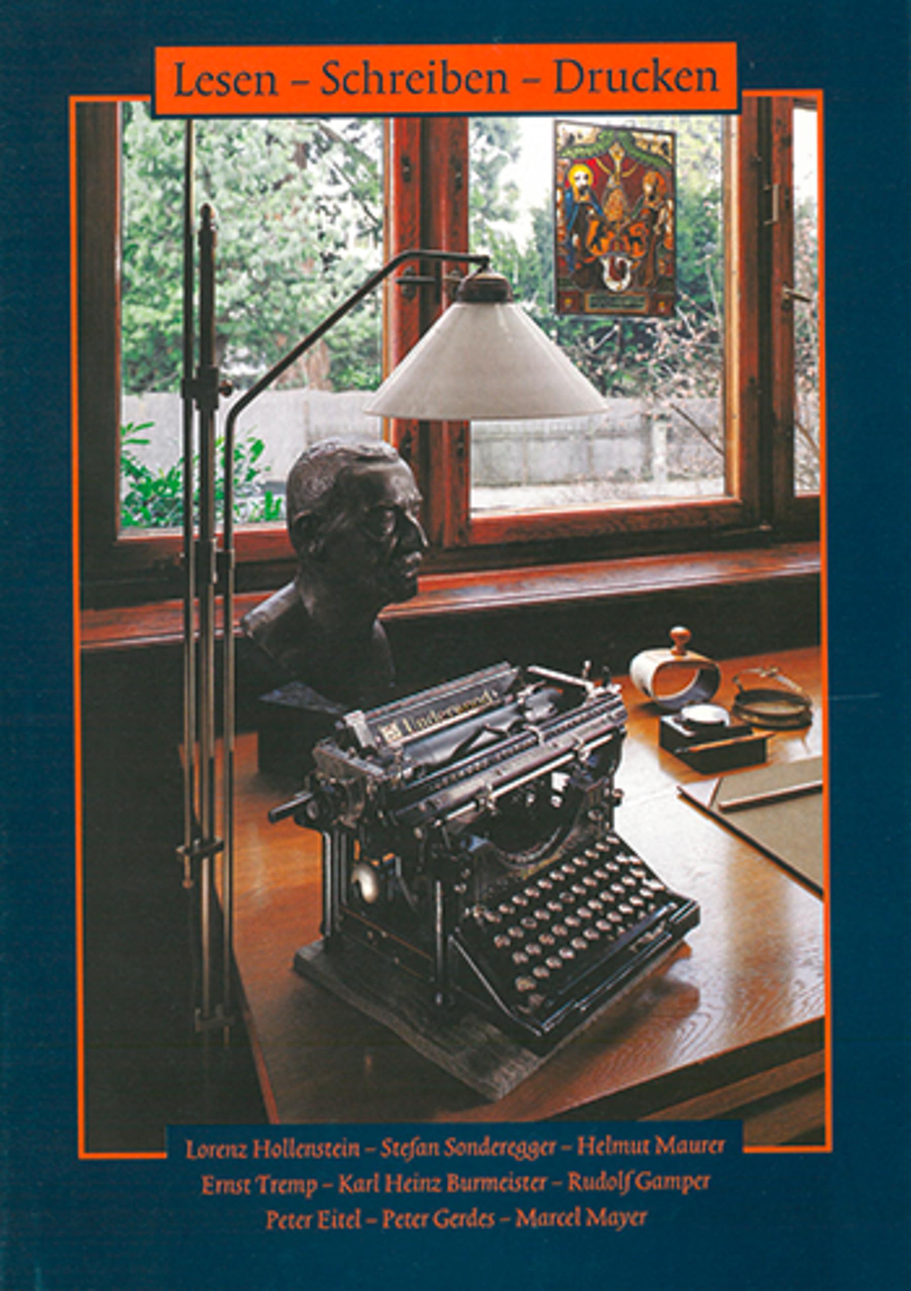 Lesen - Schreiben - Drucken