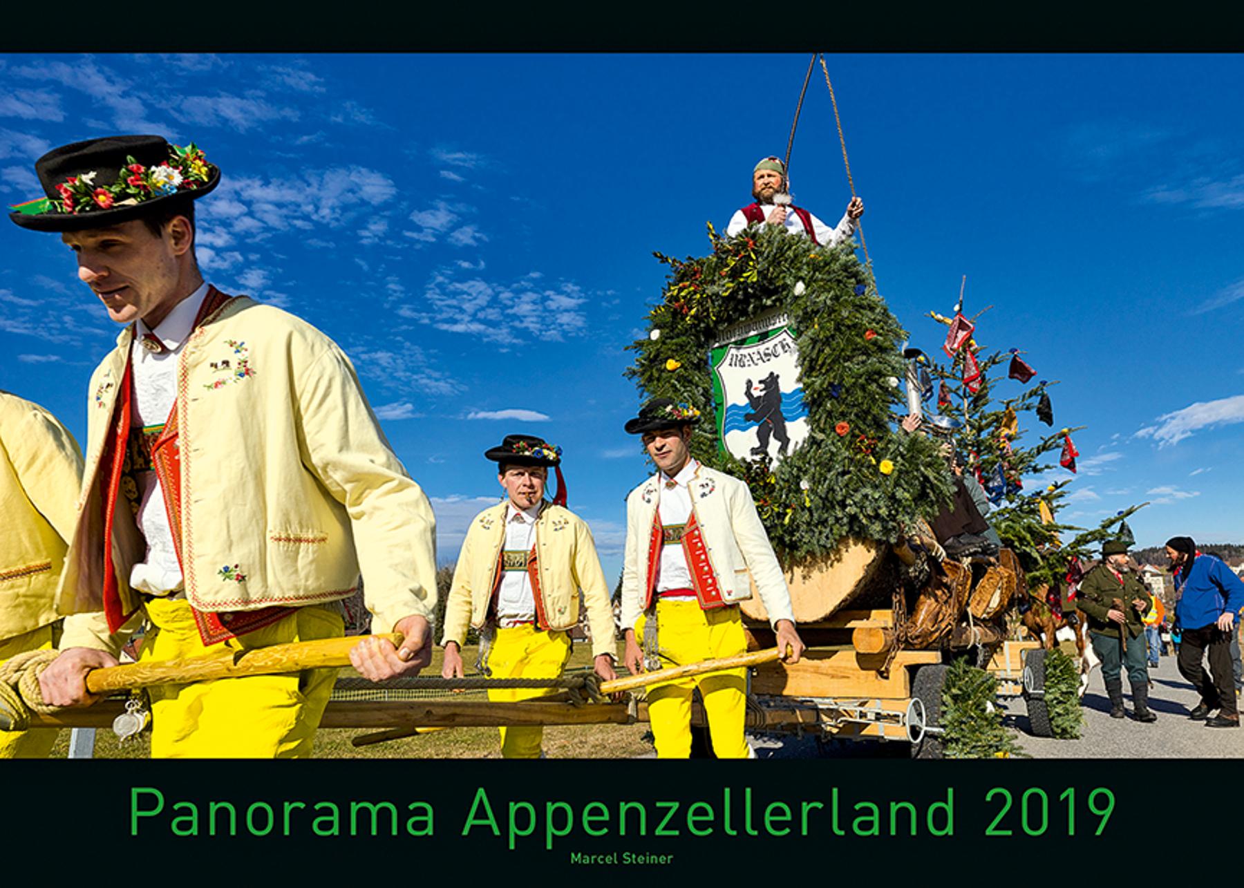 Panorama Appenzellerland 2019
