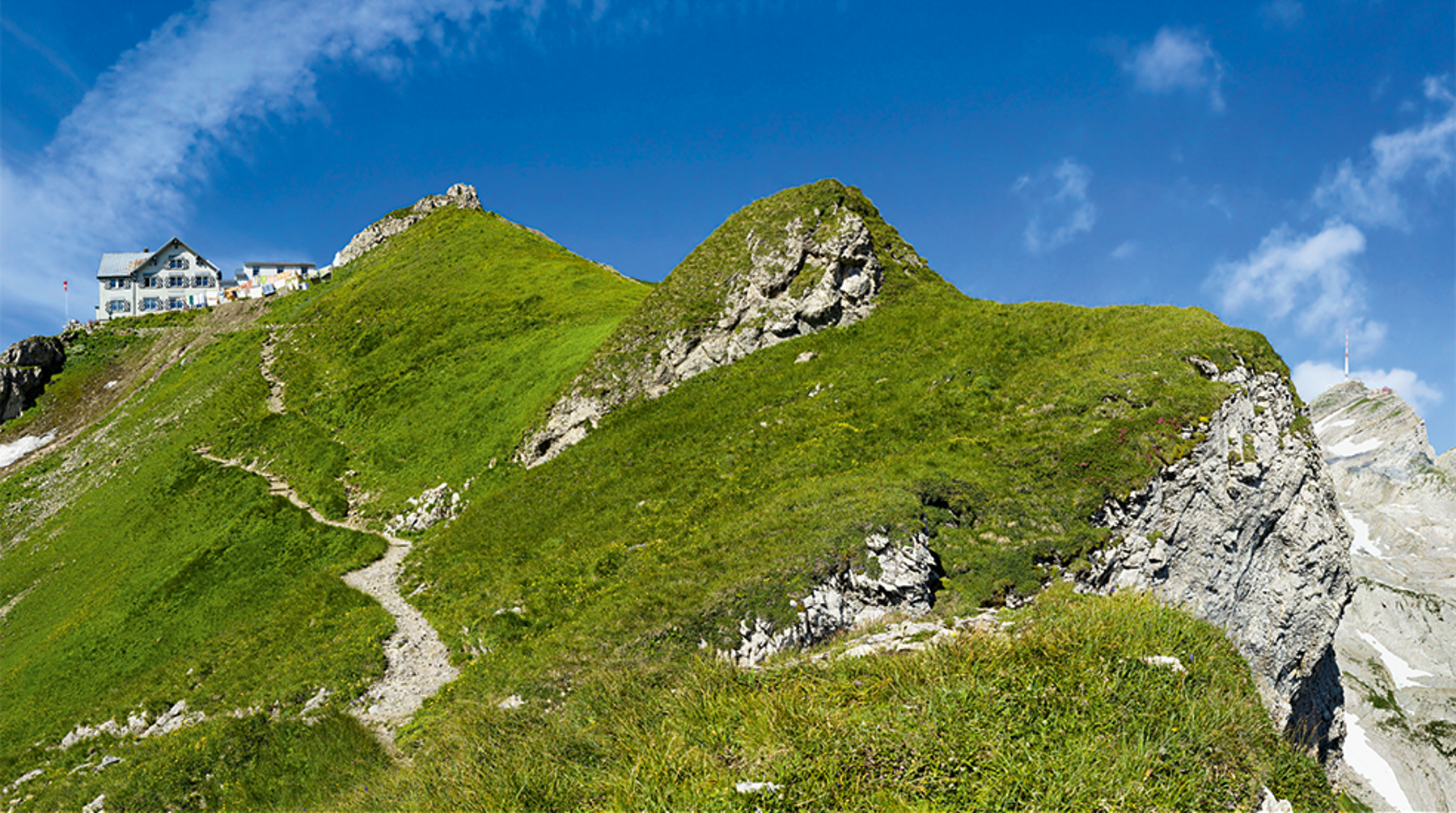 Panorama Appenzellerland 2019 Juli