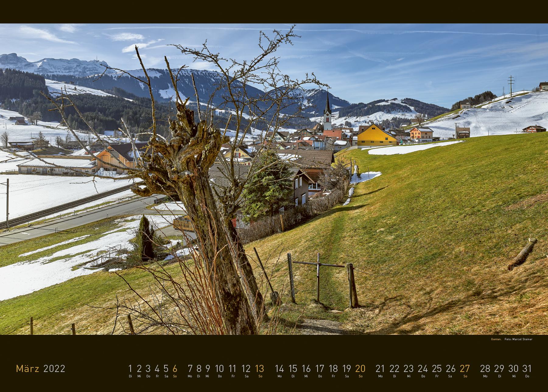 Panorama Appenzellerland 2022