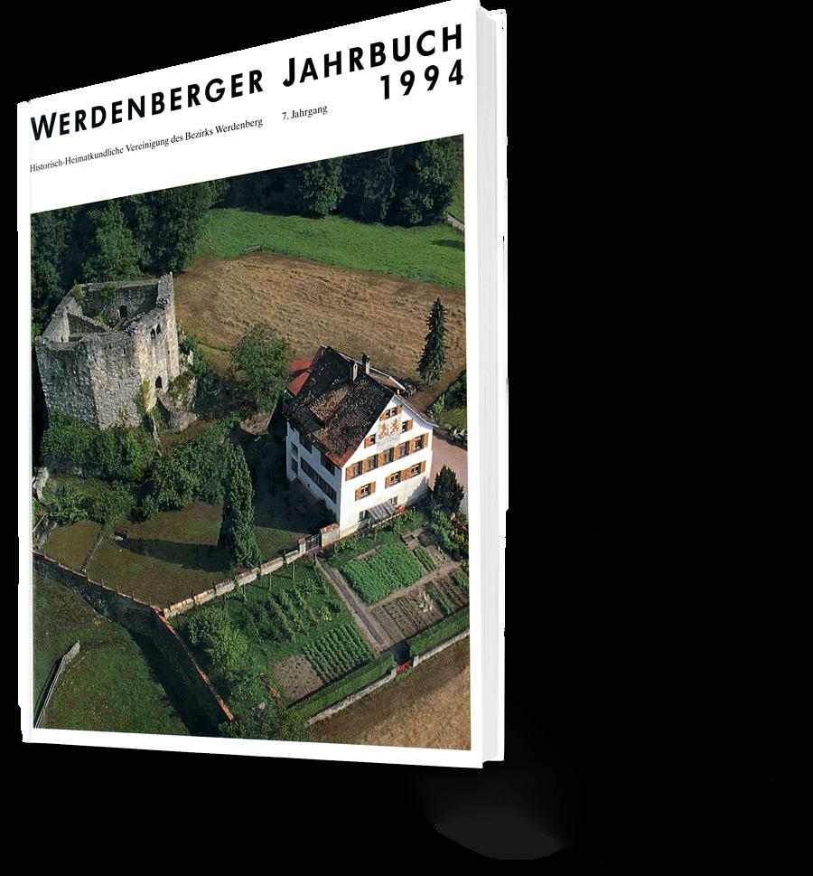Werdenberger Jahrbuch 1994