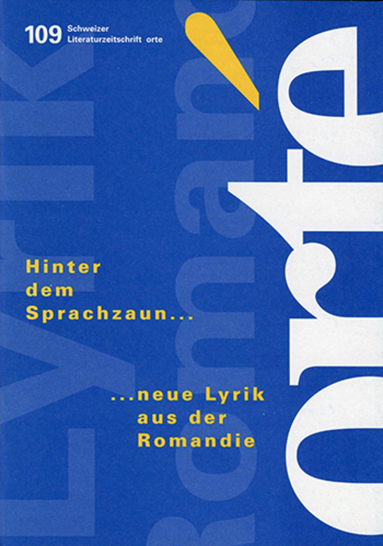 Nr. 109: Hinter dem Sprachzaun...