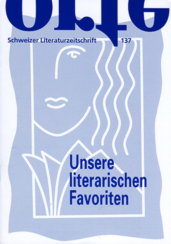 Nr. 137: Unsere literarische Favoriten