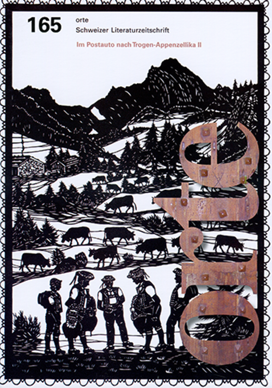 Nr. 165: Im Postauto nach Trogen - Appenzellika II