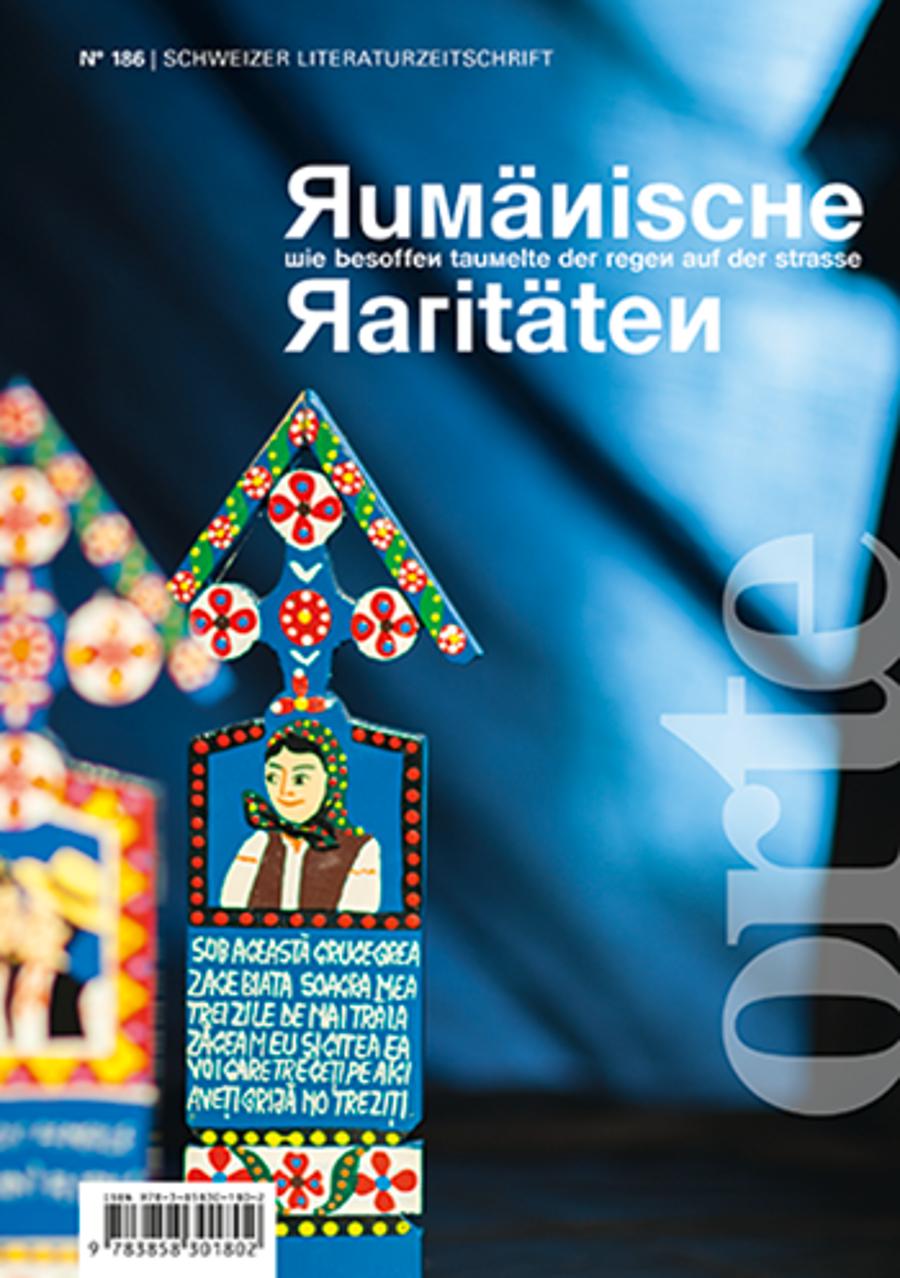 Nr. 186: Rumänische Raritäten