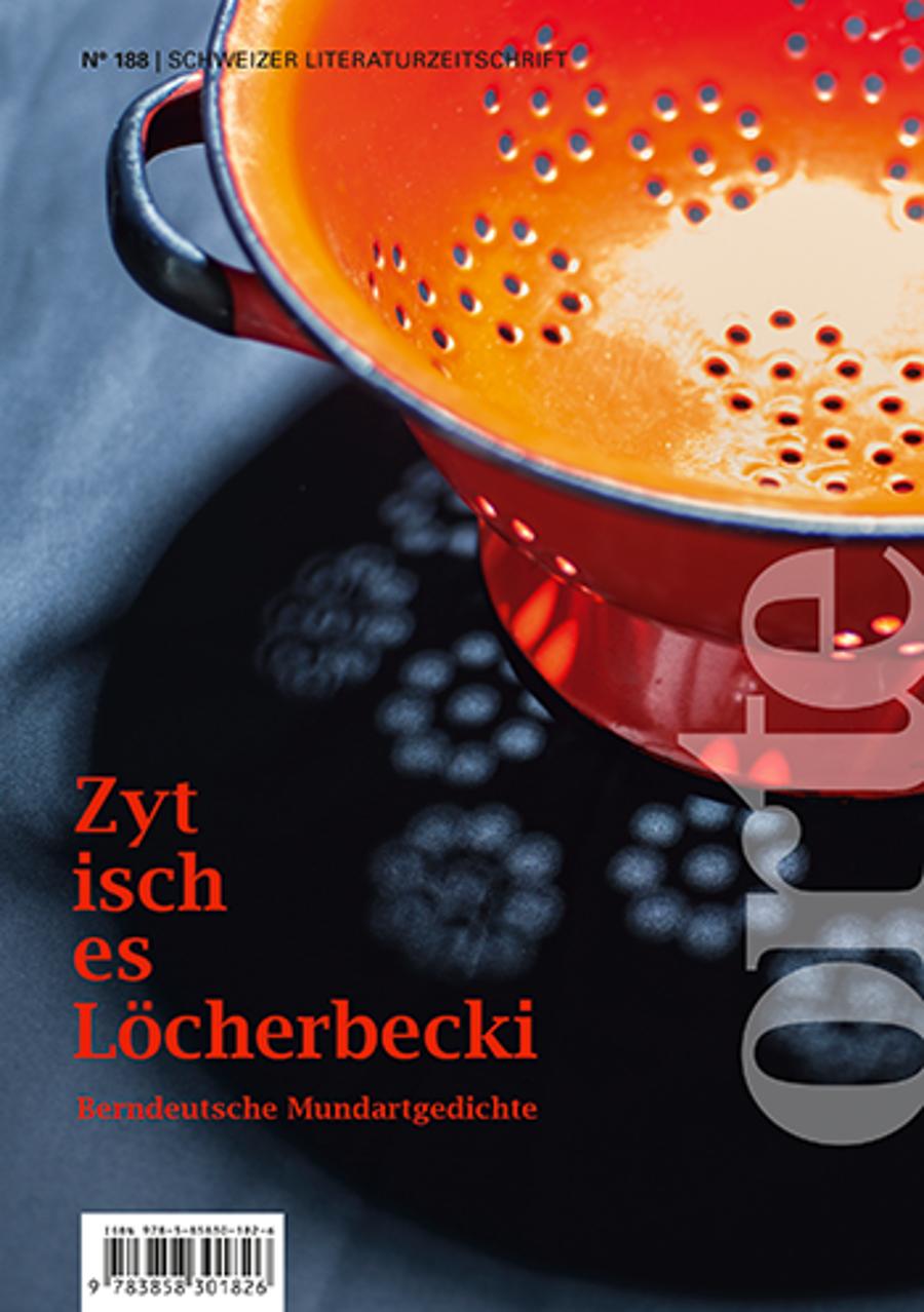 Nr. 188: Zyt isch es Löcherbecki