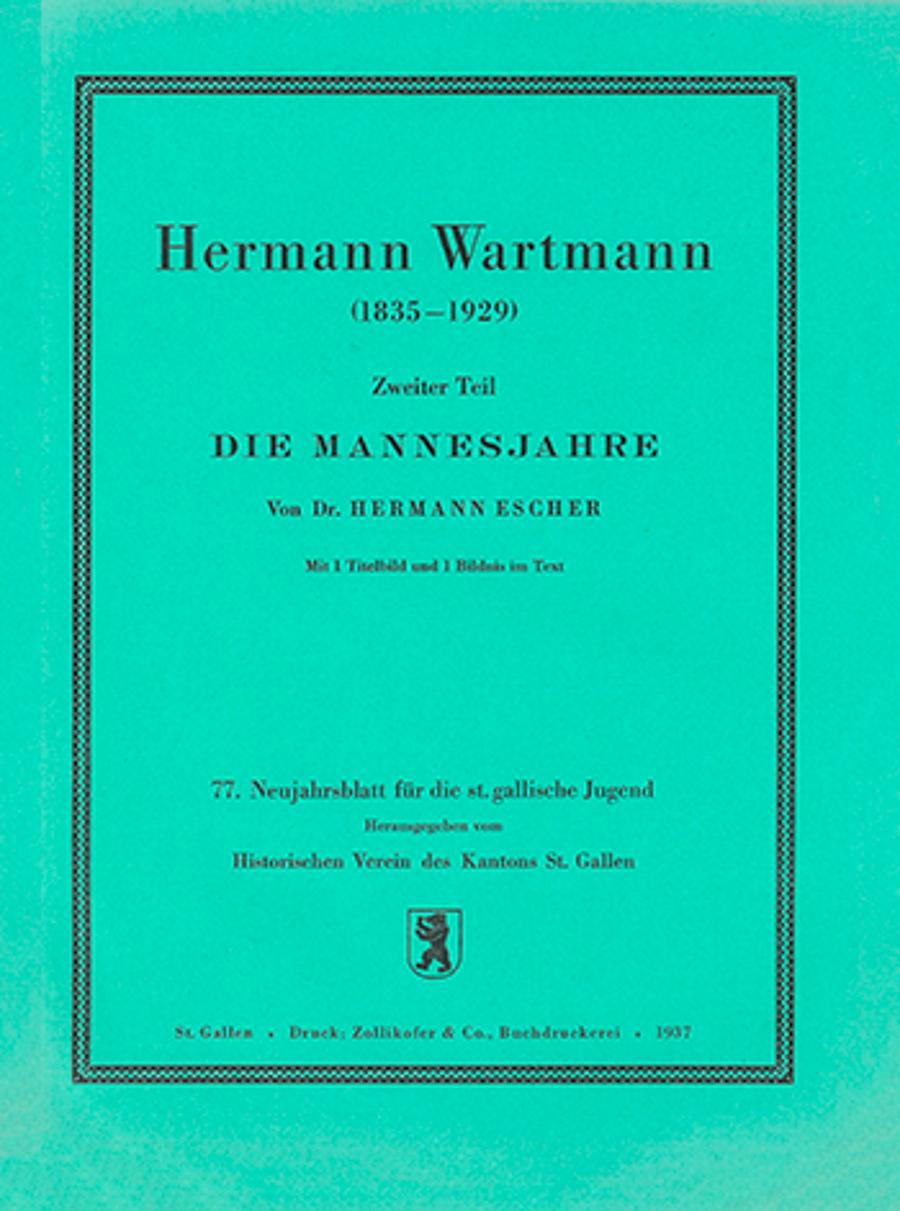 Hermann Wartmann (1835-1929)