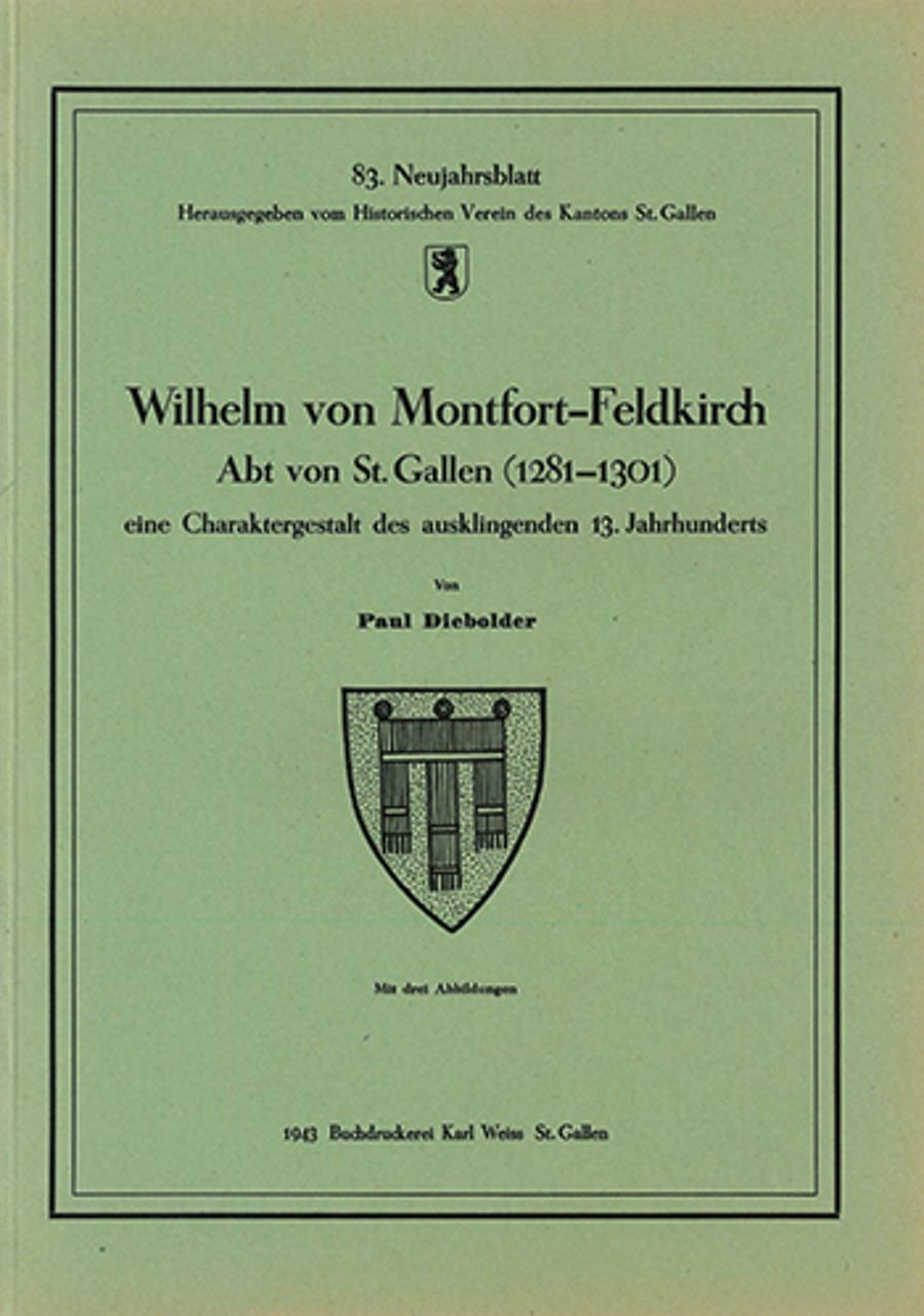 Wilhelm von Montfort-Feldkirch
