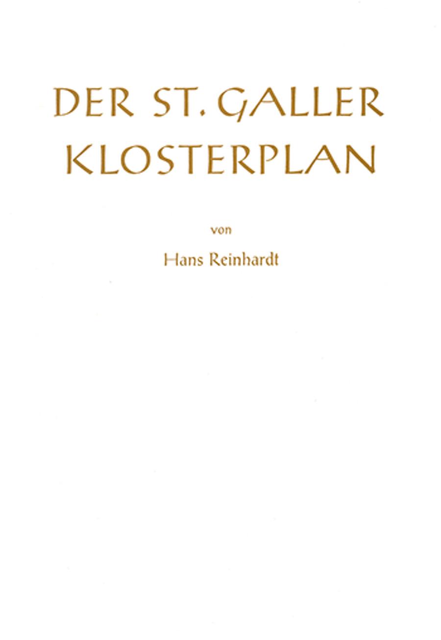 Der St. Galler Klosterplan