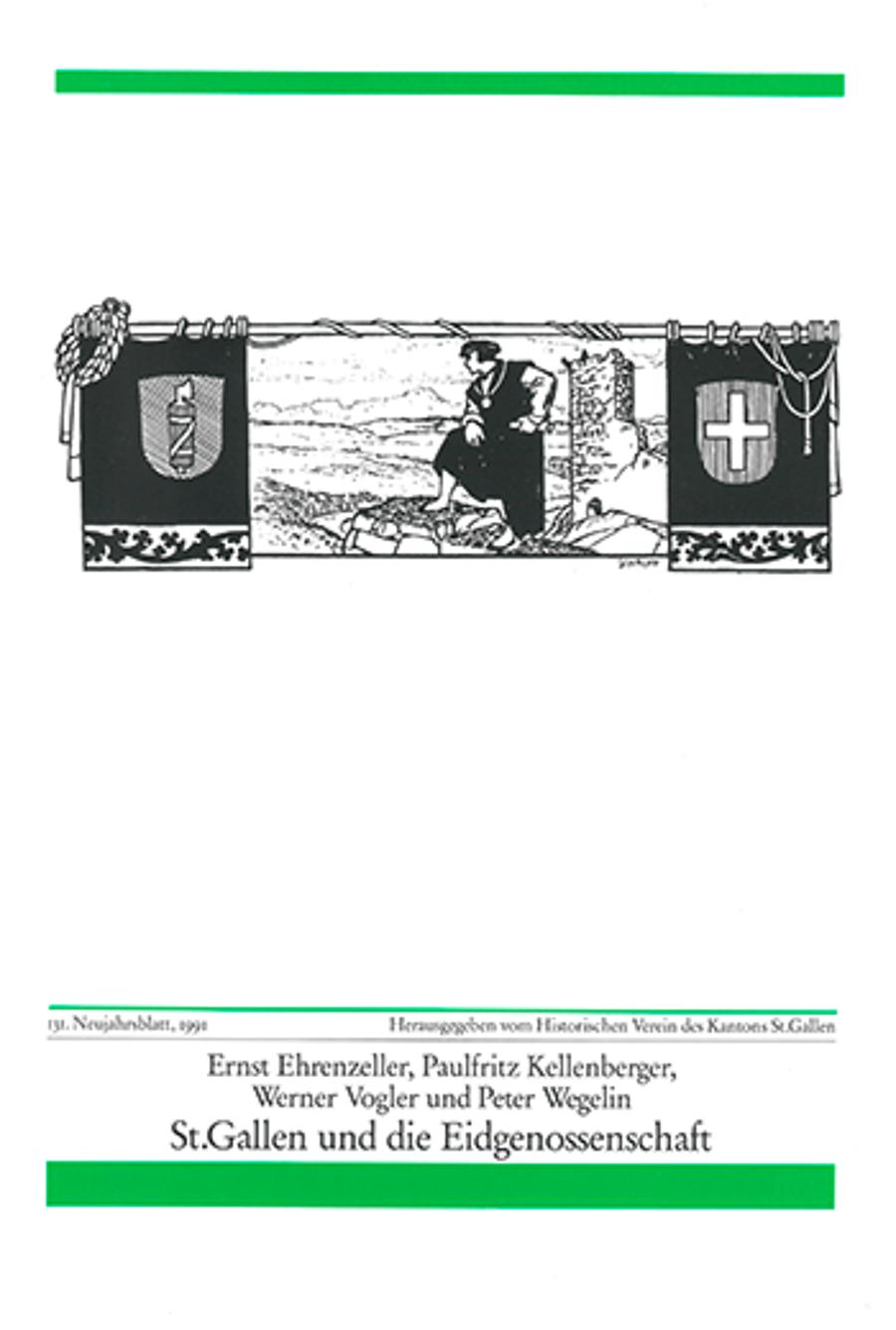 St. Gallen und die Eidgenossenschaft
