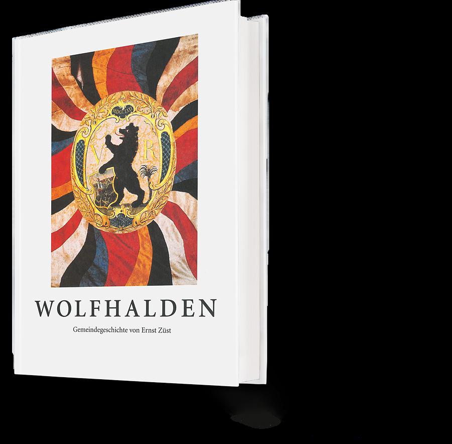 Wolfhalden. Gemeindegeschichte von Ernst Züst