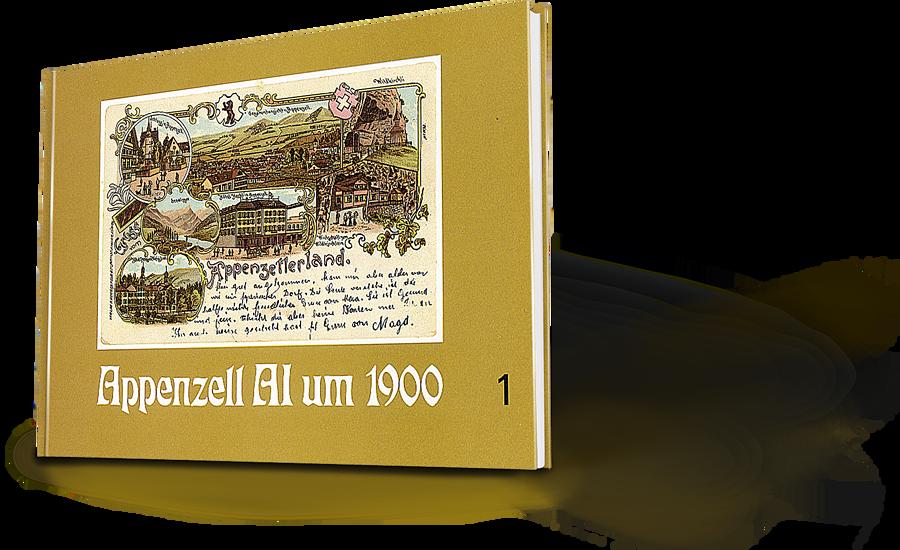Appenzell AI um 1900