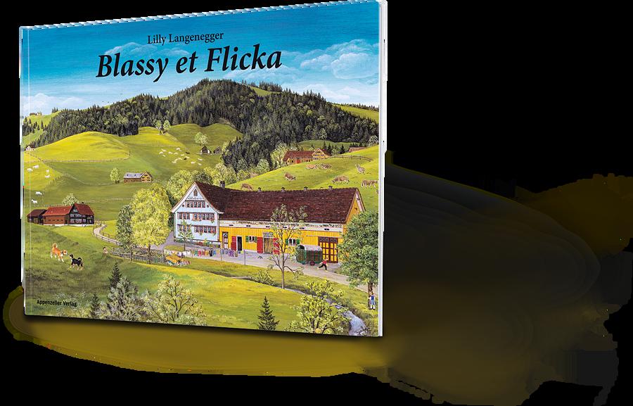 Lilly Langenegger: Blassy et Flicka