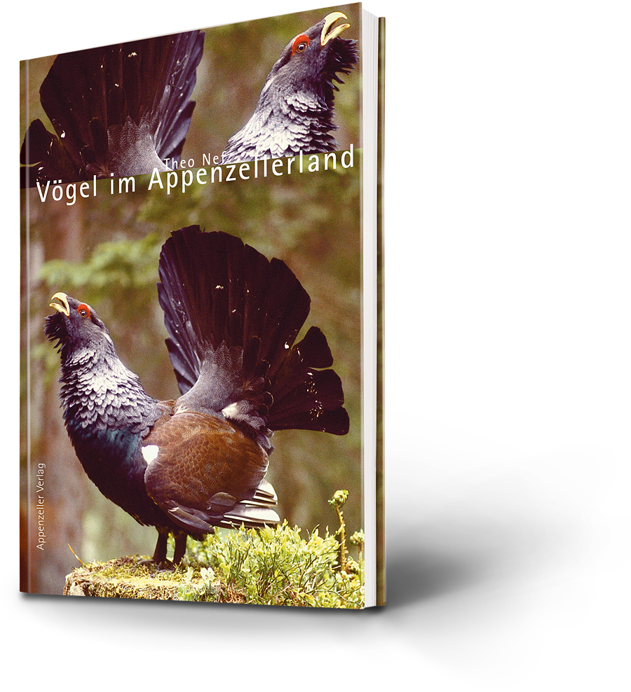 Theo Nef: Vögel im Appenzellerland