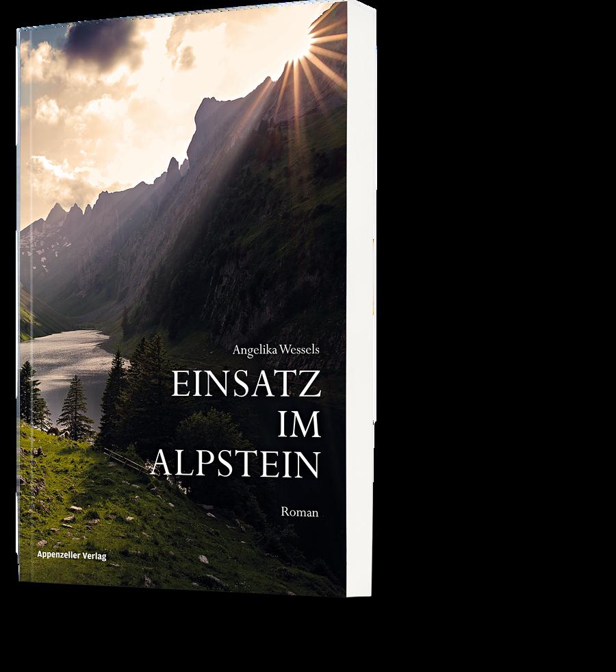 Algelika Wessels: Einsatz im Alpstein