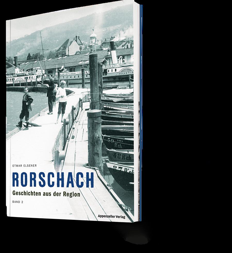 Rorschach Band 2