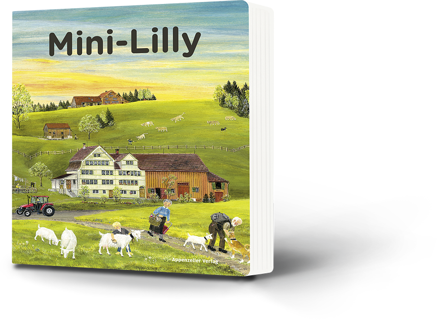 Lilly Langenegger: Mini-Lilly
