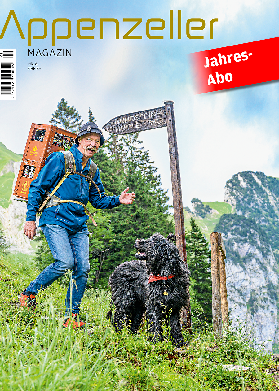 Appenzeller Magazin Jahresabo