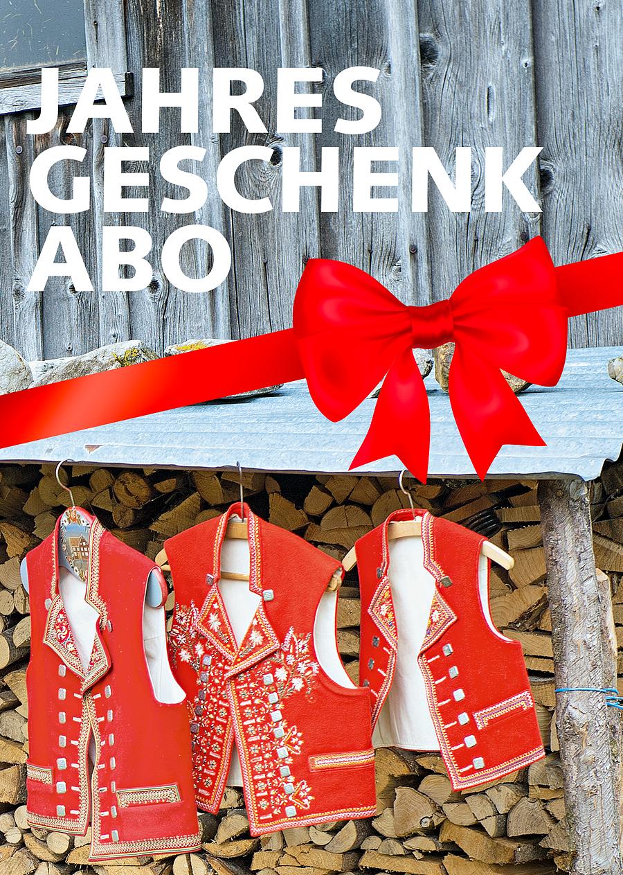 Geschenkabo Toggenburger Magazin