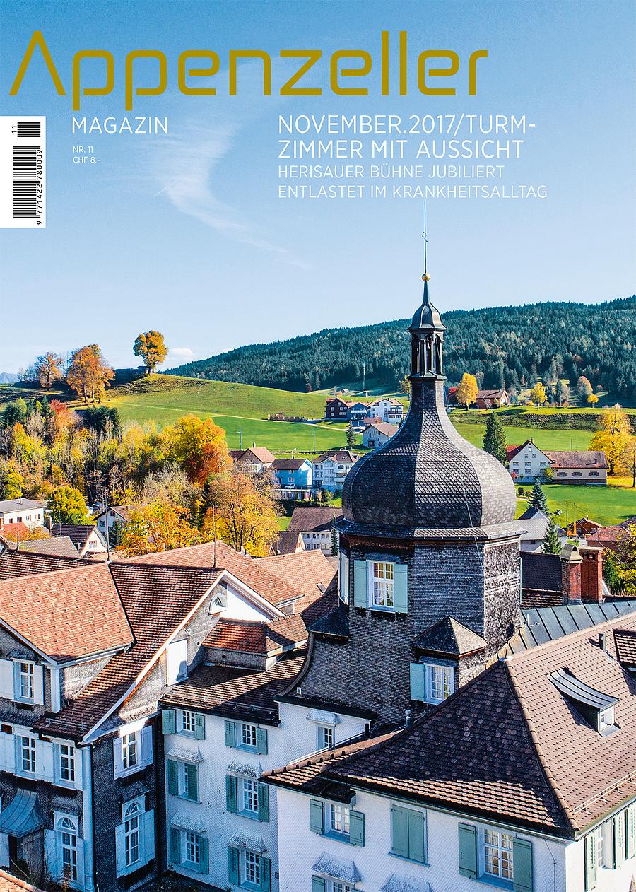 Appenzeller Magazin November 2017 Türmlihäuser