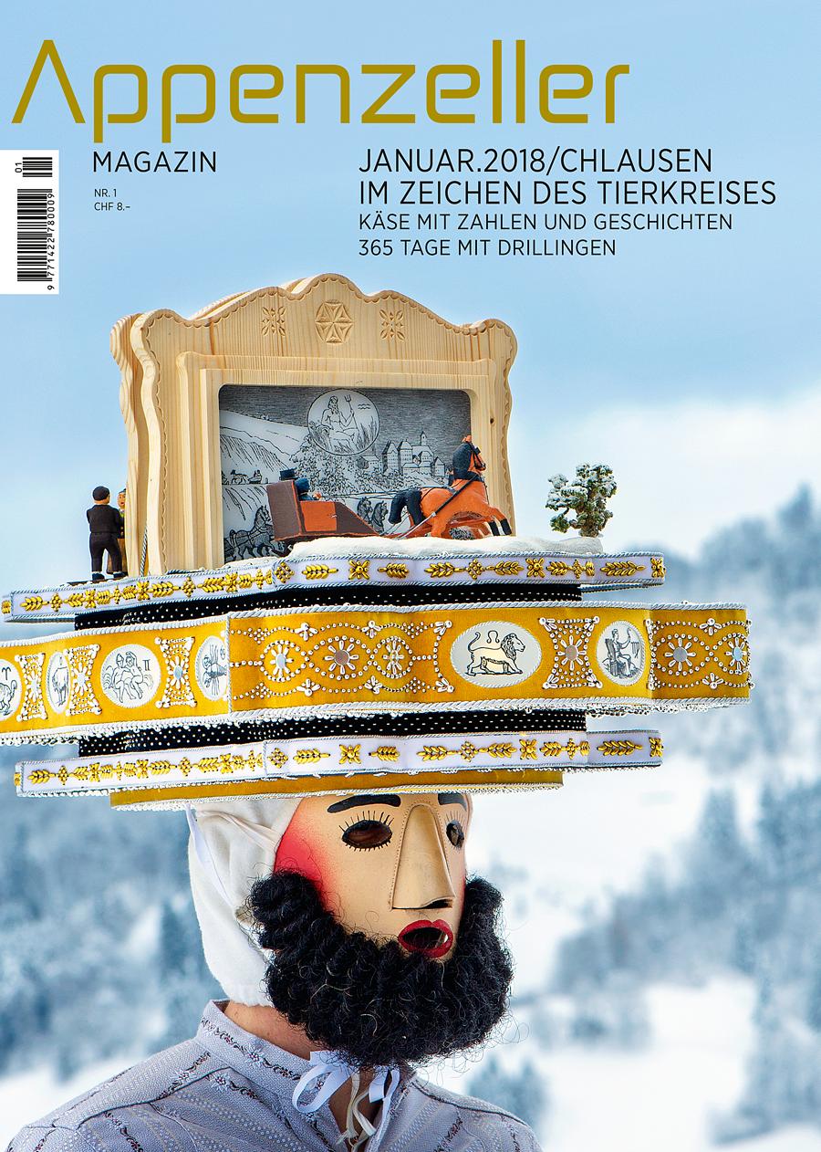 Appenzeller Magazin Januar 2018