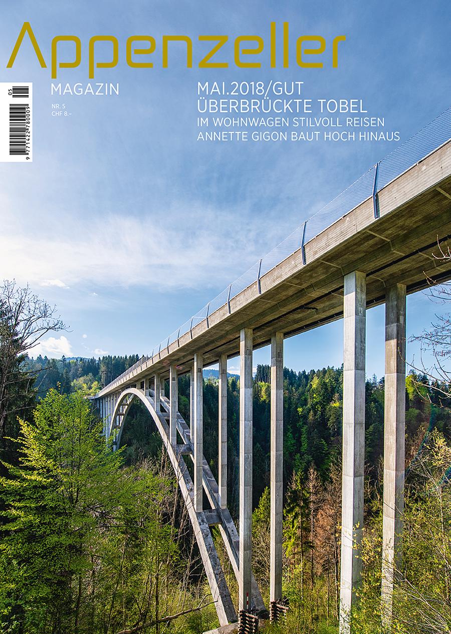 Appenzeller Magazin Mai 2018