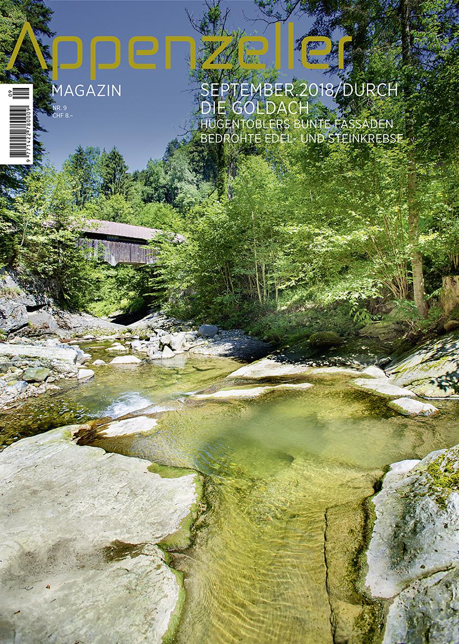 Appenzeller Magazin September 2018
