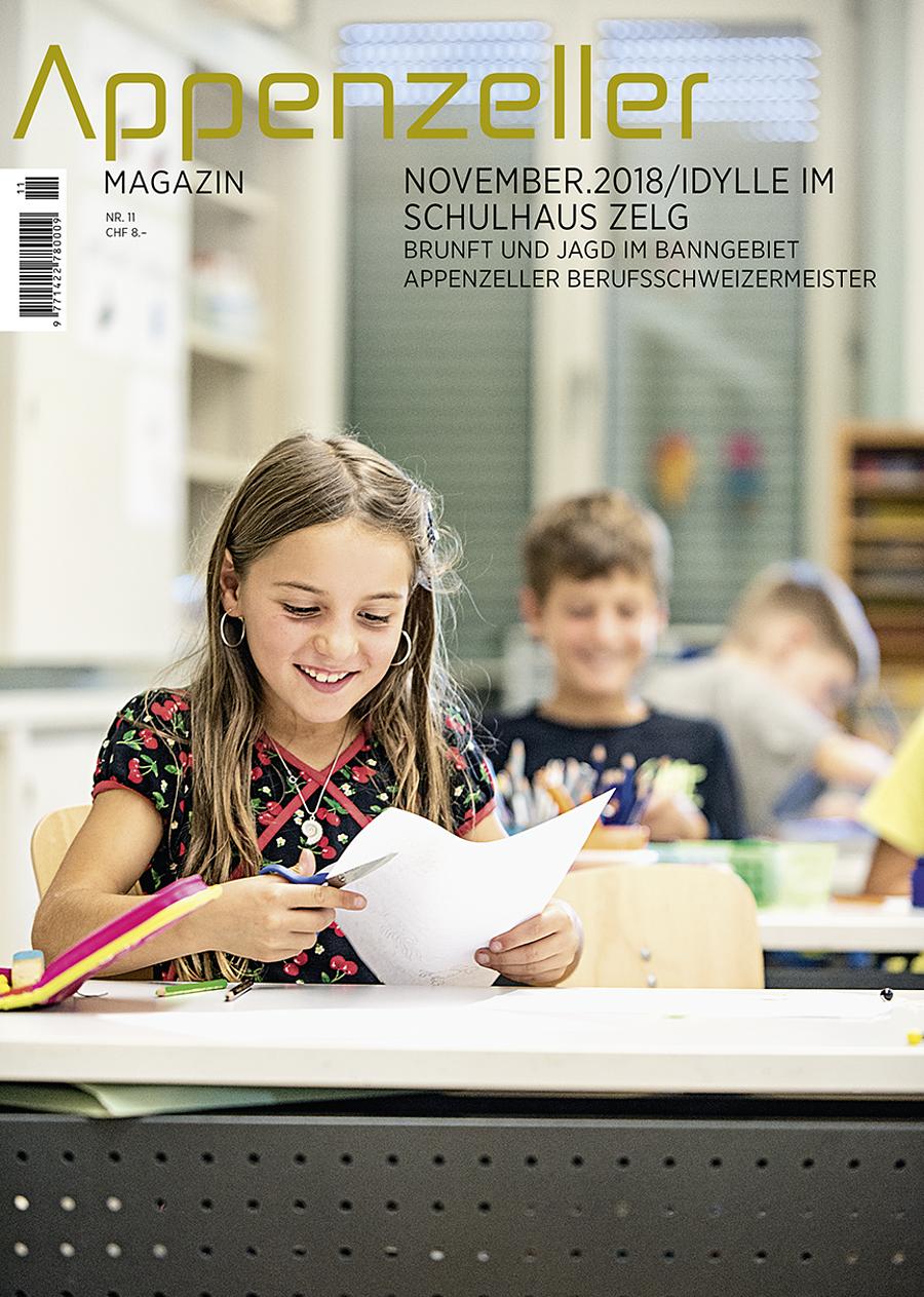 Appenzeller Magazin November 2018