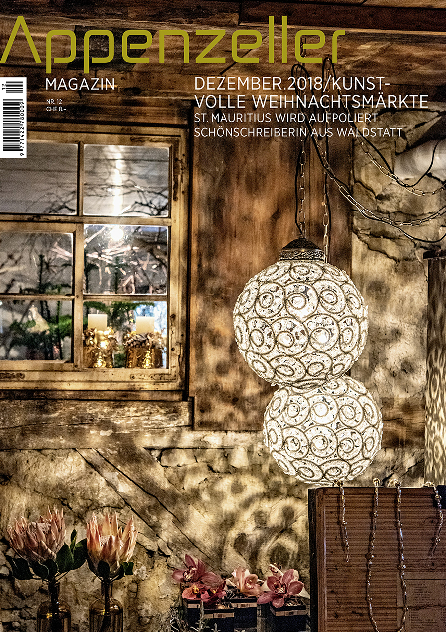 Appenzeller Magazin Dezember 2018