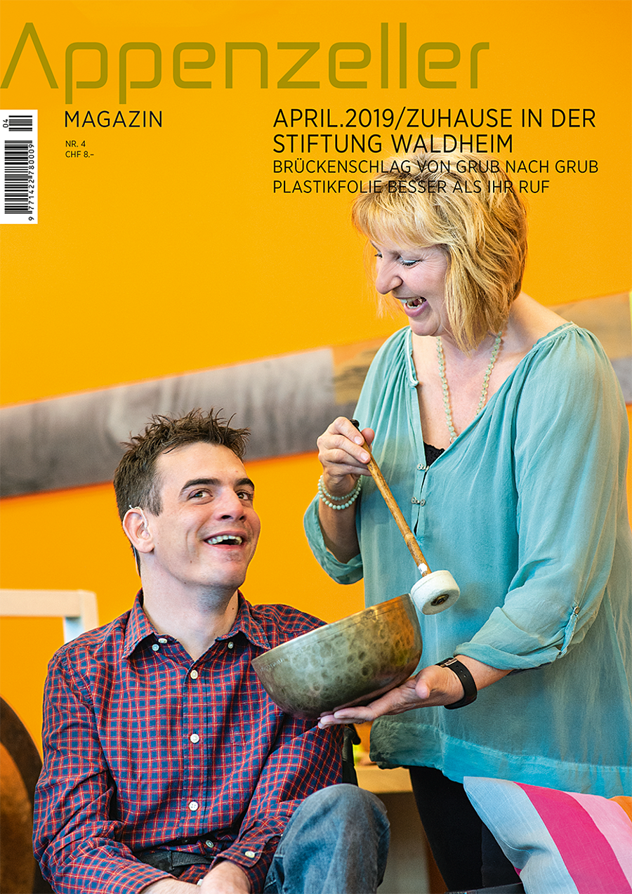Appenzeller Magazin April 2019