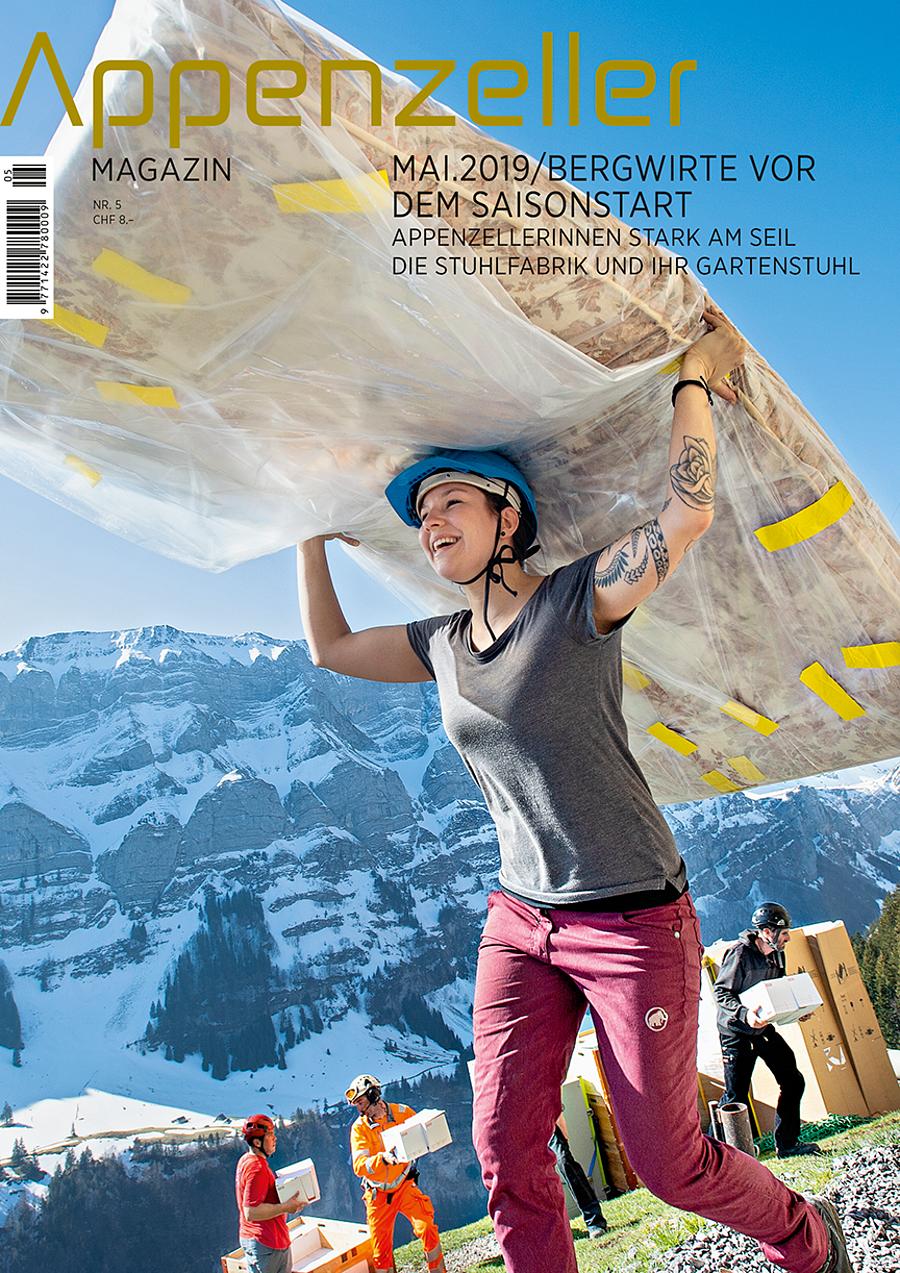 Appenzeller Magazin Mai 2019