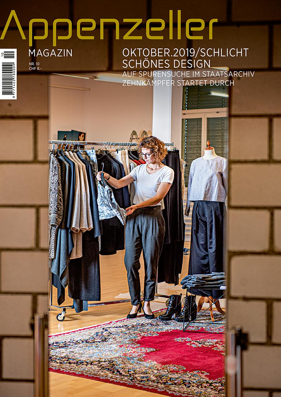 Appenzeller Magazin Oktober 2019