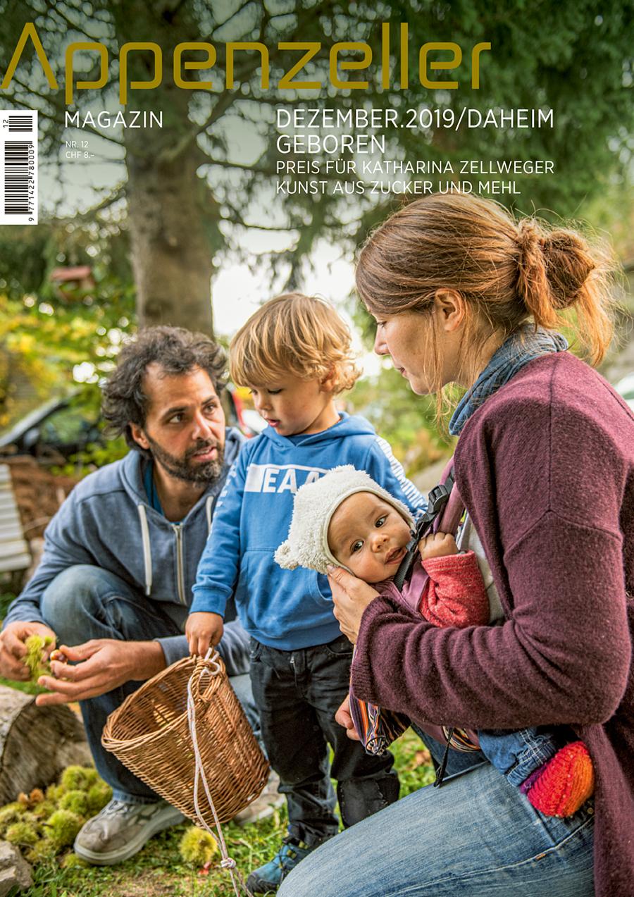 Appenzeller Magazin Dezember 2019