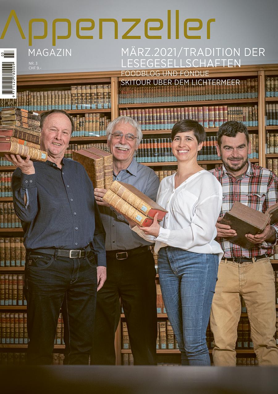 Appenzeller Magazin März 2021