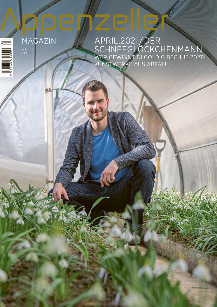 Appenzeller Magazin April 2021