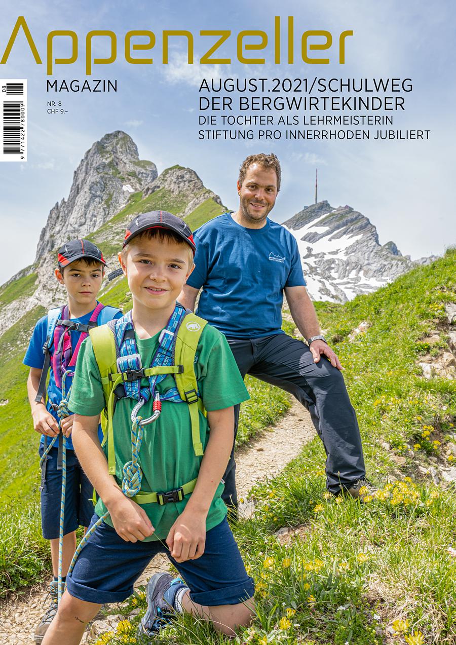 Appenzeller Magazin August 2021