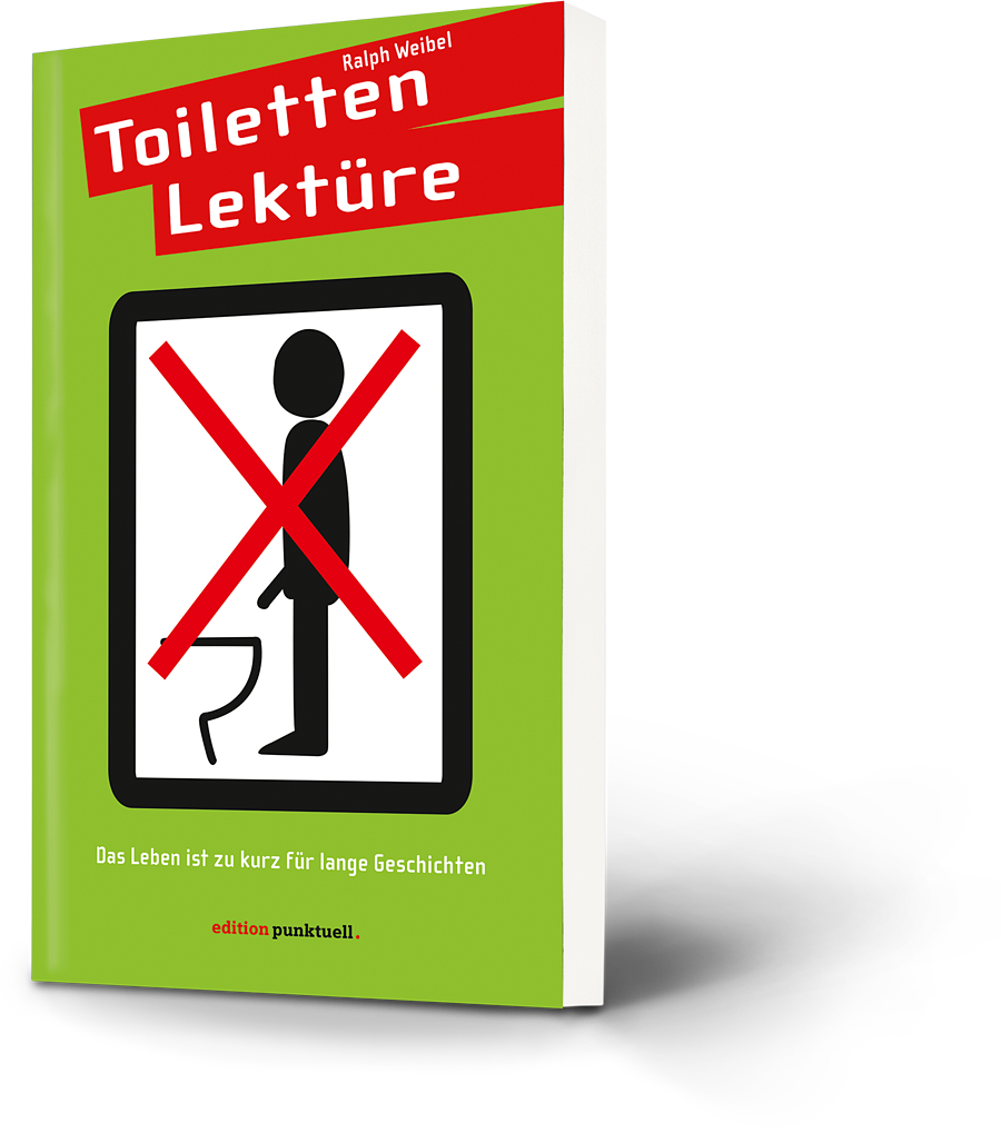 Ralph Weibel: Toiletten Lektüre