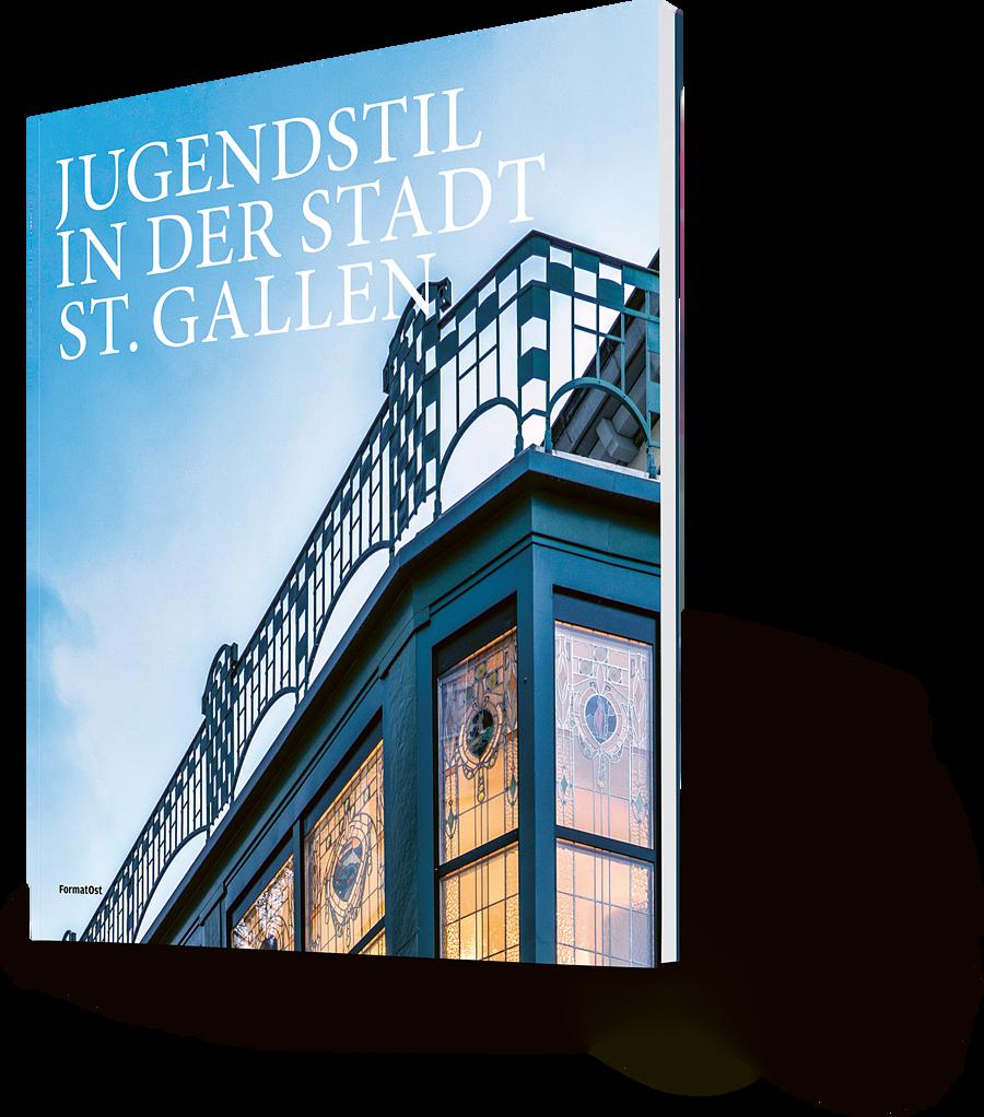 Jugendstil in der Stadt St.Gallen