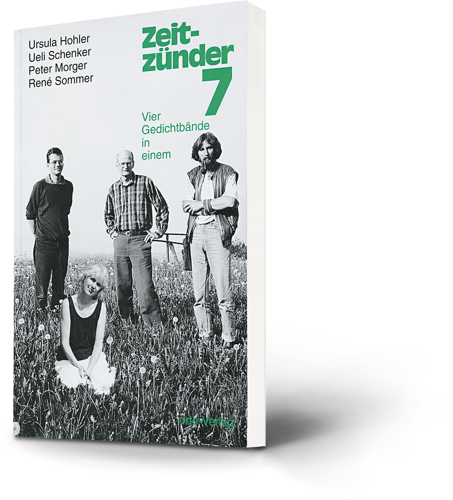 Ursula Hohler, Ueli Schenker, Peter Morger, René Sommer: Zeitzünder 7