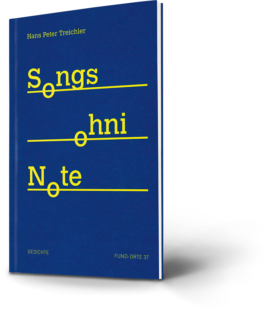Hans Peter Treichler: Songs ohni Note