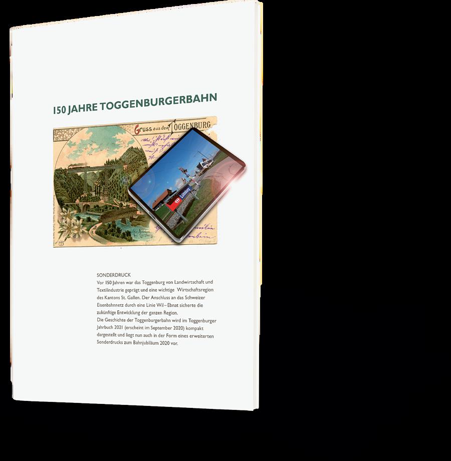 150 Jahre Toggenburgerbahn