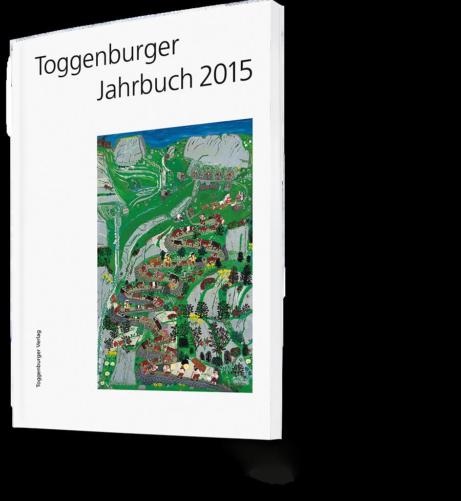 Toggenburger Jahrbuch 2015