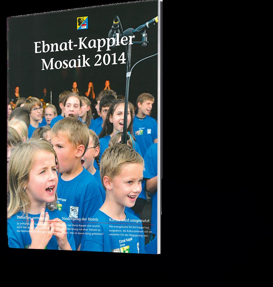 Ebnat-Kappler Mosaik 2014