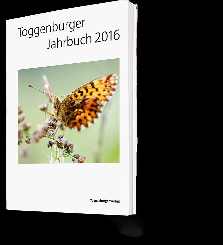 Toggenburger Jahrbuch 2016