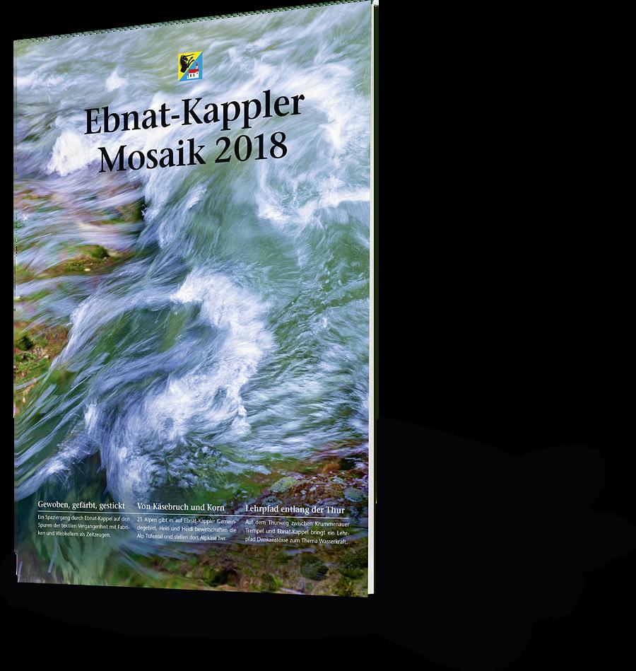 Ebnat-Kappler Mosaik 2018
