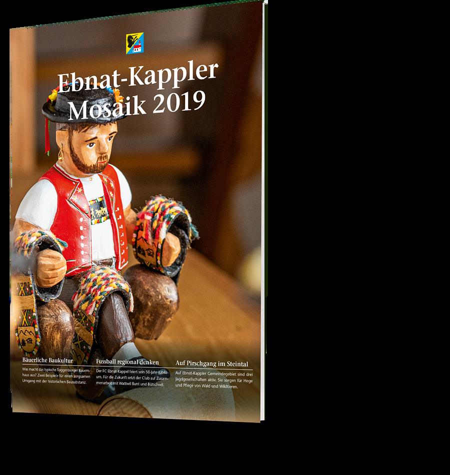 Ebnat-Kappler Mosaik 2019