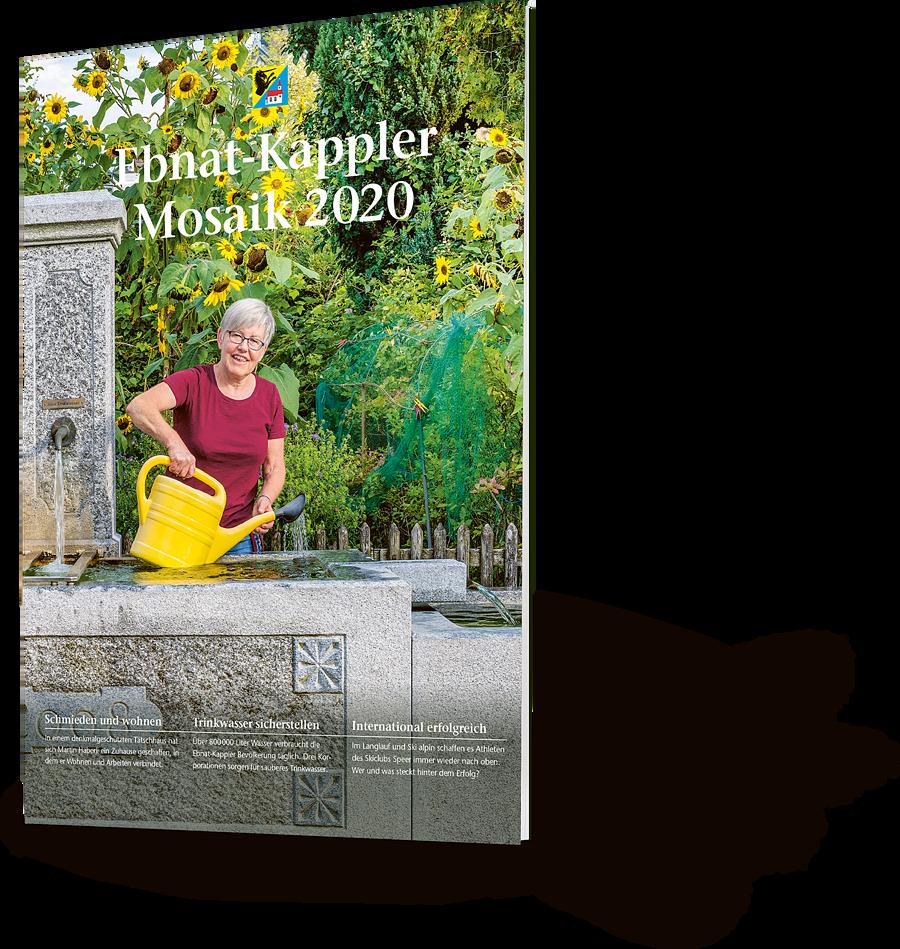 Ebnat-Kappler Mosaik 2020