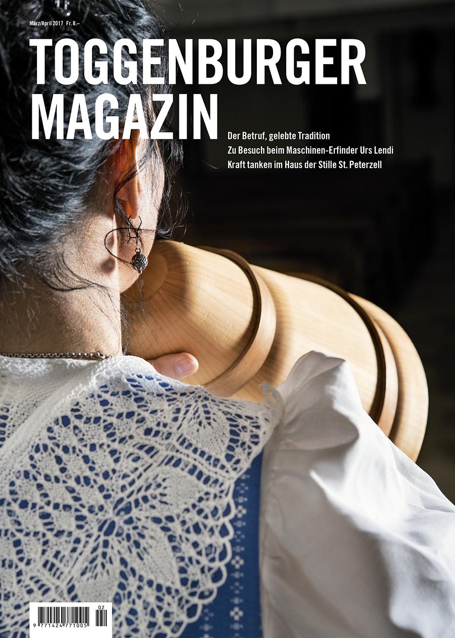 Toggenburger Magazin März/April 2017