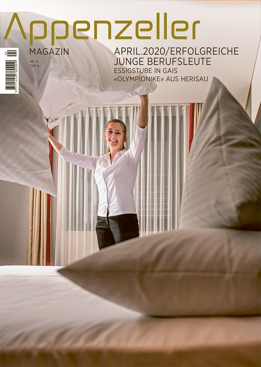 Appenzeller Magazin April 2020